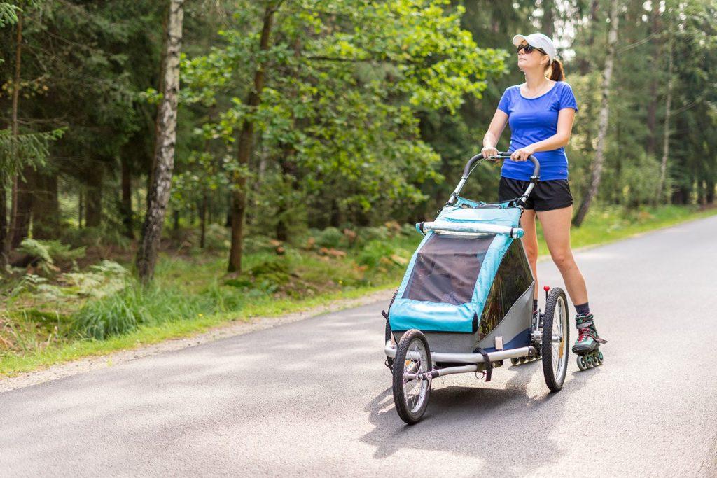 Bike Stroller Jogging